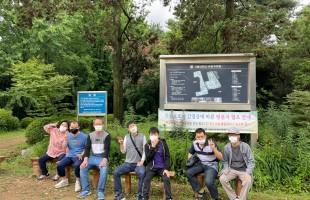 발달장애인 주간활동 숲해설 프로그램 참여